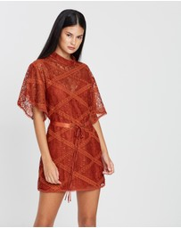 Manning Cartell - Parlour Games Mini Dress