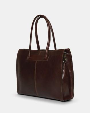 Florence The Florence Bag - Bags (Chocolate)