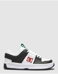 DC Shoes - Youth Lynx Zero Leather Shoe