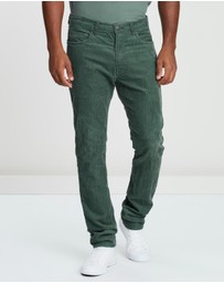 Rusty - Illusionist Corduroy Pants