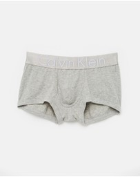 Calvin Klein - Steel Cotton Low-Rise Trunks