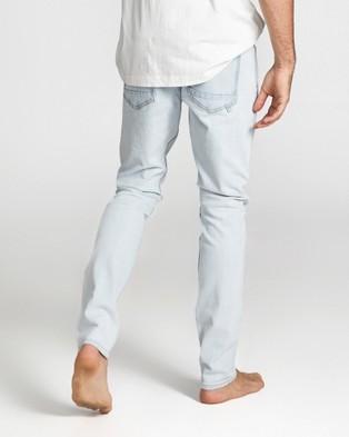 Cotton On - Super Skinny Jeans - Jeans (Light Blue Blowout) Super Skinny Jeans