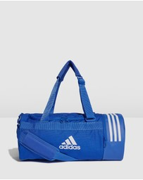 adidas Performance - Convertible 3-Stripes Duffel Bag Small