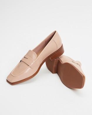 ALDO - Taodia Loafers - Flats (Bone) Taodia Loafers