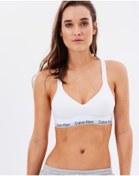 Calvin Klein - Modern Cotton Bralette Lightly Lined
