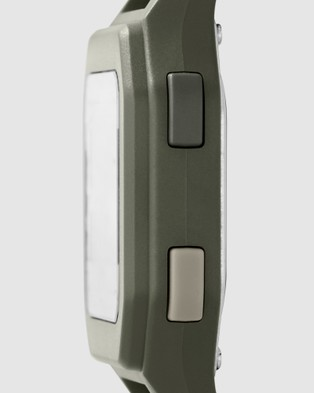 Armani Exchange Green Men's Digital Watch - Watches (Green)