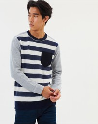 Scotch & Soda - Crew Neck Pullover