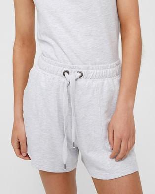 Jac & Mooki Stella Shorts - Shorts (Grey Marle)