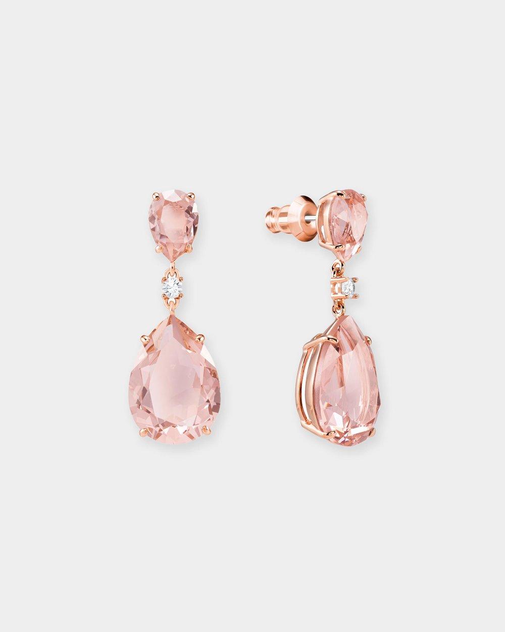 c8fa39df520966 Vintage Pear Drop Earrings by Swarovski Online