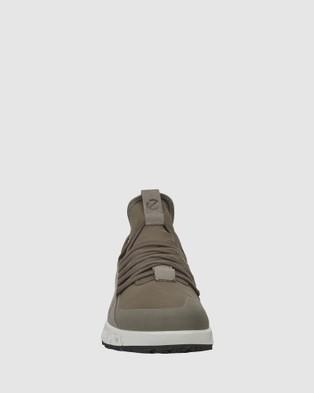 ECCO Multi Vent Men's Sneakers - Lifestyle Sneakers (Grey)