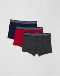 Ben Sherman - Alexander Trunks 3-Pack