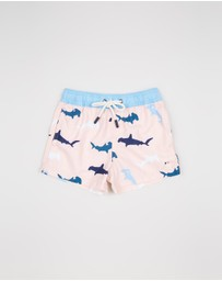 Rookie by Academy - Bruce Boardshorts - Kids