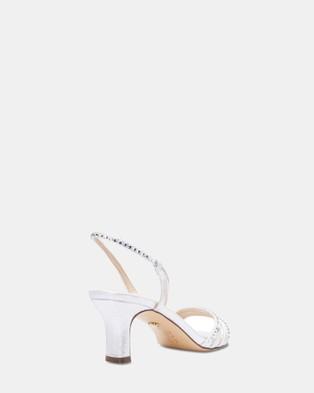 NINA Gerri - Heels (SILVER)