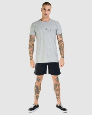 Xander Palace Tee - T-Shirts & Singlets (GREY)