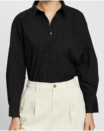 Ceres Life The Daily Shirt Black