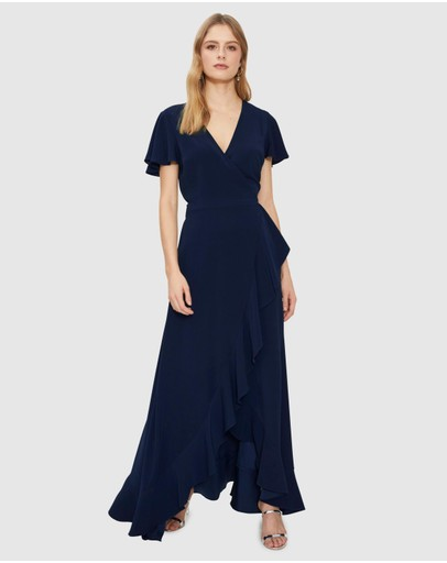 fb5020b1f2 Navy Blue Dresses   Navy Blue Dress Online   Buy Womens Blue Dresses Online  Australia  - THE ICONIC