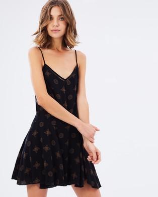 Amuse Society – High Road Dress Black