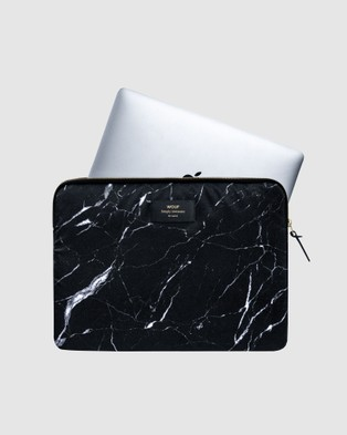 WOUF iPad Sleeve - Tech Accessories (Black)