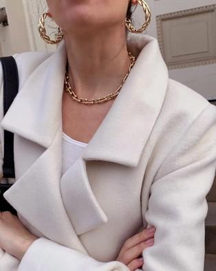 Kitte Bond Necklace - Jewellery (Gold)