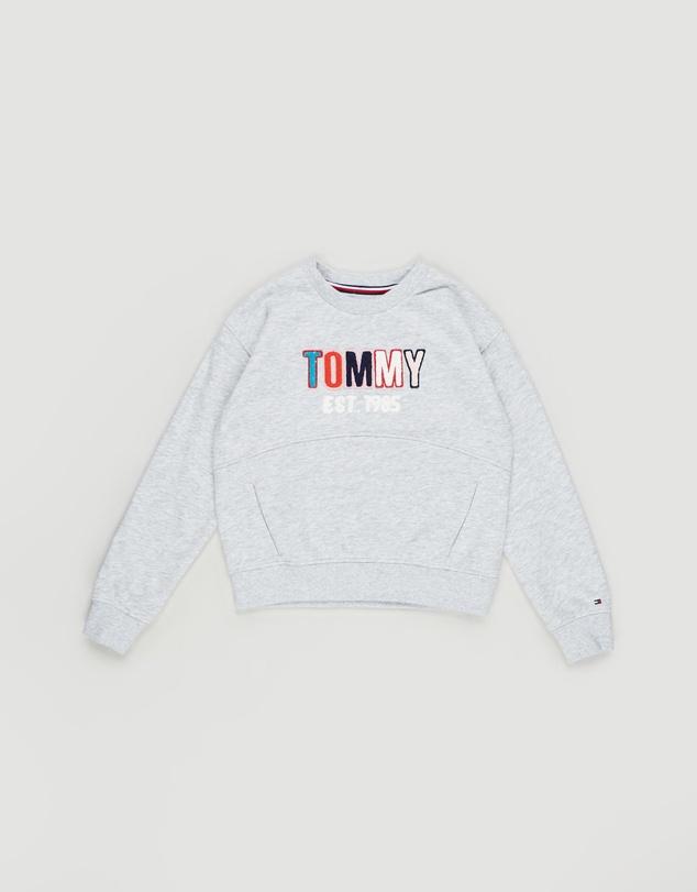 Kids Tommy Toweling Sweatshirt - Teens