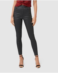 Forever New - Cleo High-Rise Ankle Grazer Jeans