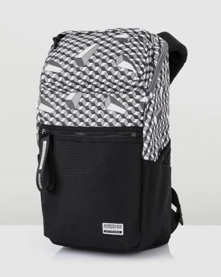 American Tourister AT X Eley Kishimoto Barton Backpack - Backpacks (Cuteboys)