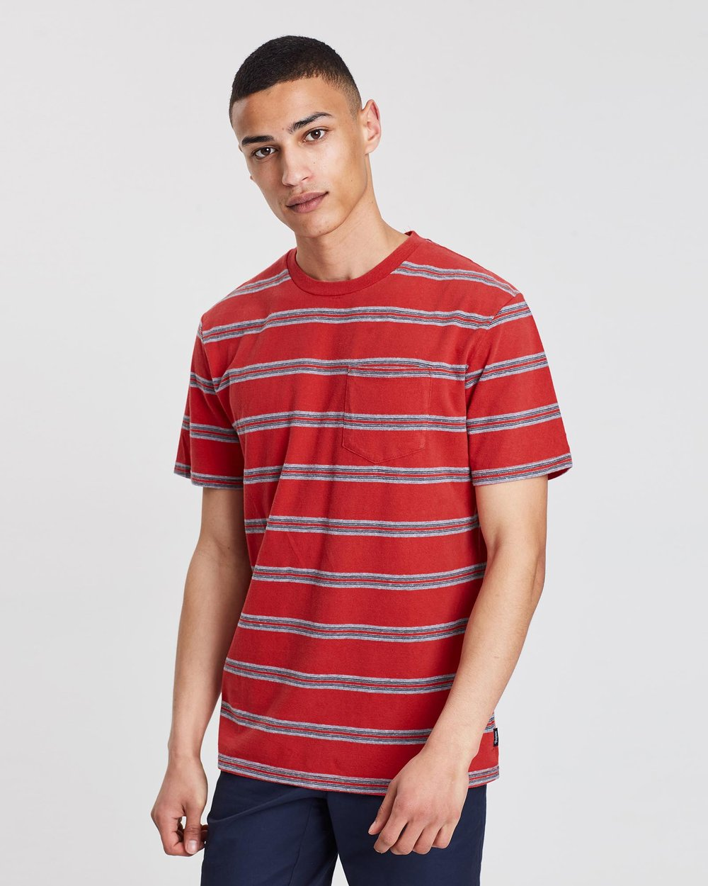 2c3e68970c Hilt Washed S/S Pocket Tee by Brixton Online | THE ICONIC | Australia