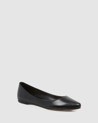 Nine West Speakup - Flats (BLACK L)