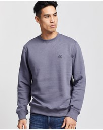 Calvin Klein Jeans - Essential Regular Crew-Neck