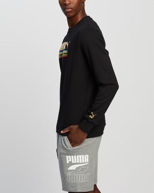 Puma TFS Worldhood Crew - Sweats (Puma Black)