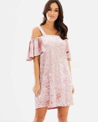 M.N.G – Isabella Dress – Dresses (Rosa)