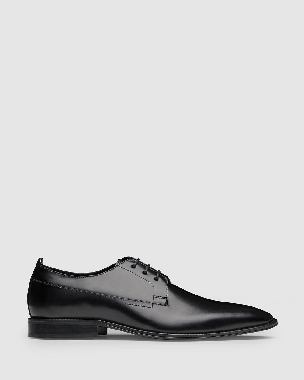 Aquila Barclays Dress Shoes Black