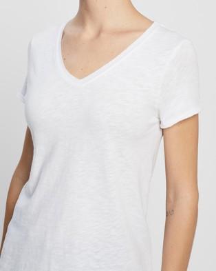 American Vintage Sonoma T Shirt - T-Shirts & Singlets (White)