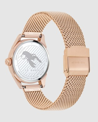 Ted Baker Luchiaa - Watches (Rose Gold)
