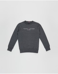 Tommy Hilfiger - Essential Crew Neck Sweatshirt - Teens