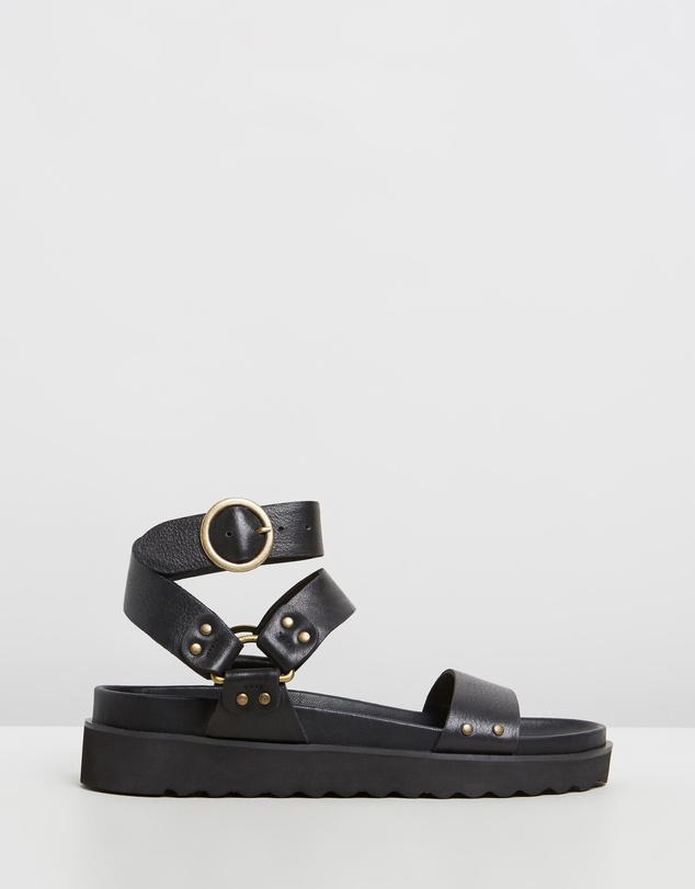 Burt Sandals by Caverley