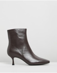 Alias Mae - London Leather Ankle Boots