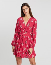 Steele - Madrid Wrap Dress