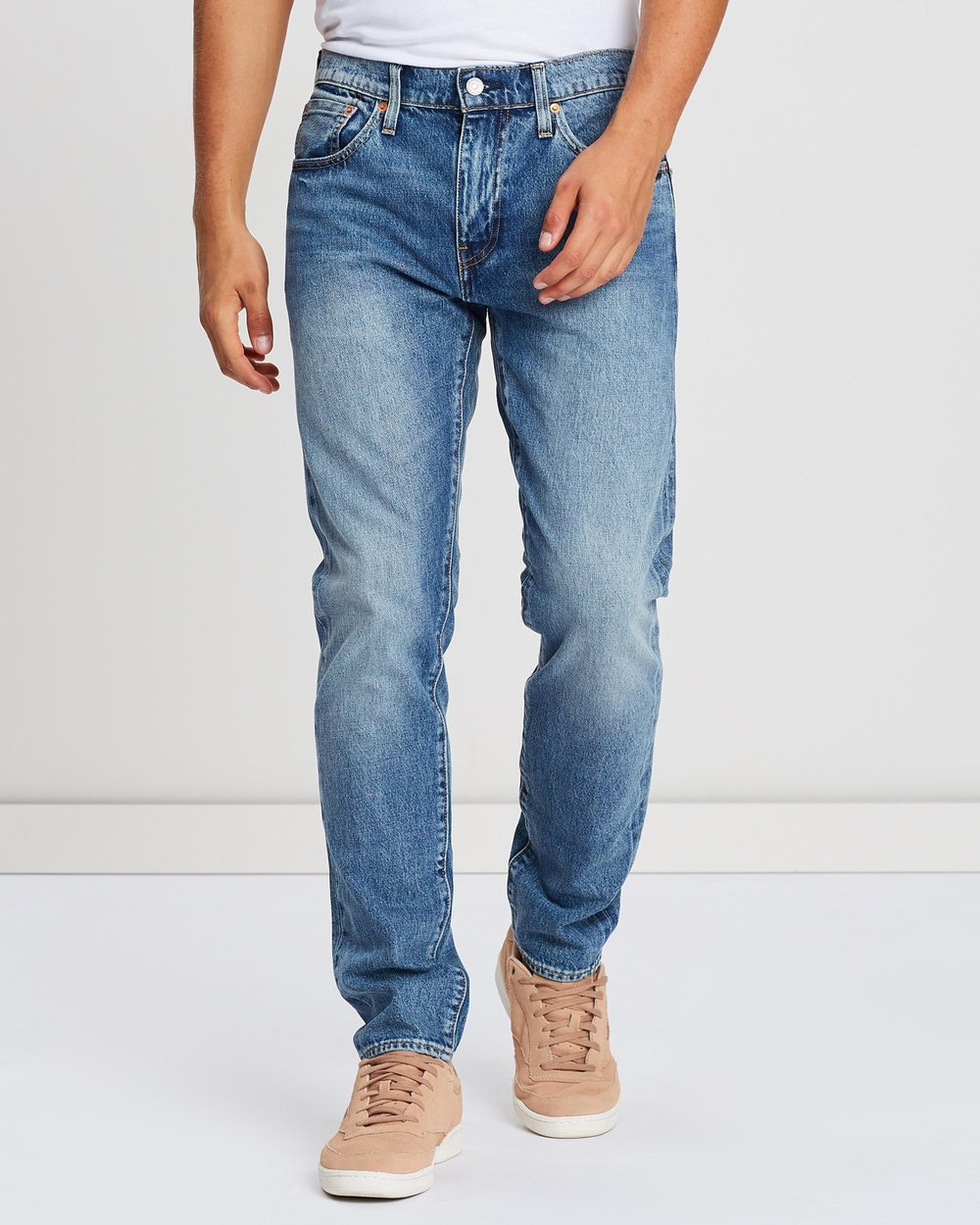 b3c317f22d8 512 Slim Tapered Fit Jeans by Levi's Online | THE ICONIC | Australia