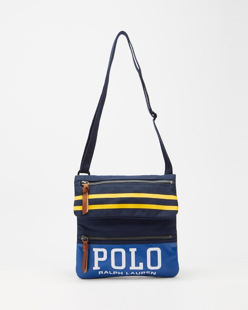 Polo Ralph Lauren Big PCH Bag Satchels Navy
