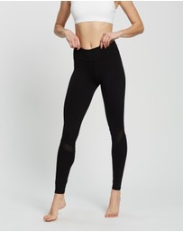 Gaiam - Om Mesh Leggings