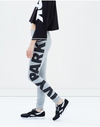 Ivy Park - Oversized Logo Leggings