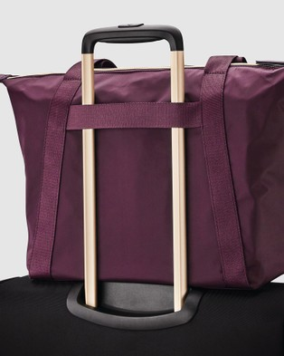 Samsonite Mobile Solution Classic Carryall - Bags (Damson Purple)