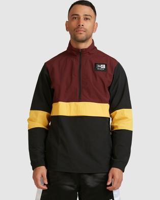 RVCA Everlast Anorak - Coats & Jackets (TAWNY PORT)