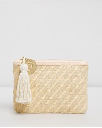 Tigerlily - Woven Coin Purse