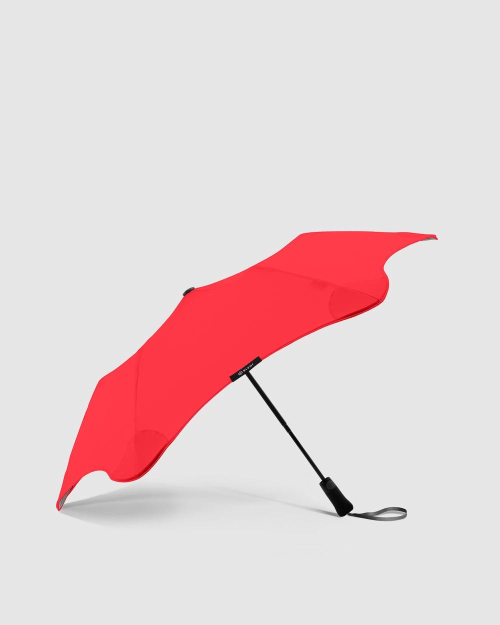 BLUNT Umbrellas Blunt Metro Umbrella Accessories Red