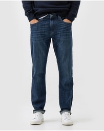 Rodd & Gunn - Stanely Vale Relaxed Fit Jeans - Long Leg
