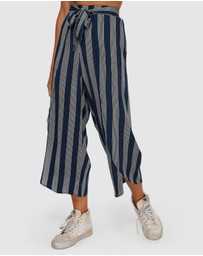 Billabong - Blue Moon Stripe Pants