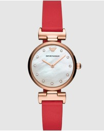 Emporio Armani - Multi-Tone Women's Analogue Watch