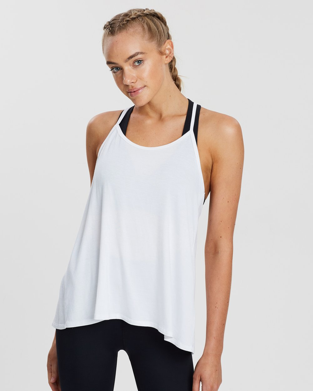 6e1f970e6b2c6 Slink It Over Tank by Beyond Yoga Online